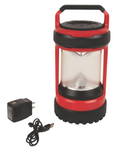 Conquerᵐᶜ Twist™ 550 Li-ion LED Lantern