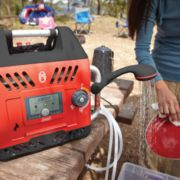 Hot Water on Demand™ H2Oasis™ Portable Water Heater
