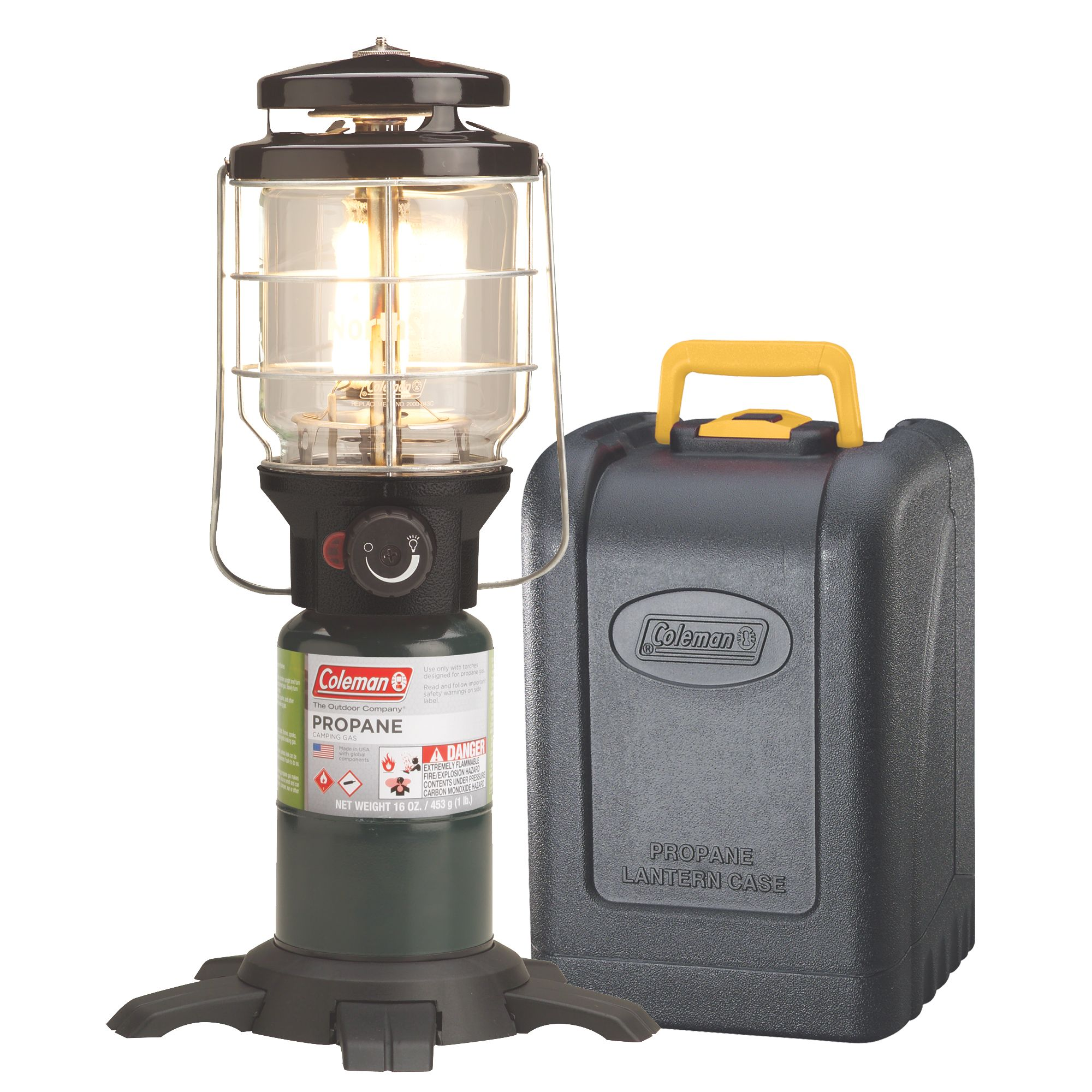 Northstar Propane Lantern With Case