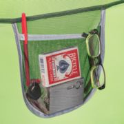 gear pocket of modified dome tent image number 5