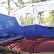 Elite WeatherMaster® 6-Person Lighted Tent with Screen Room image 5