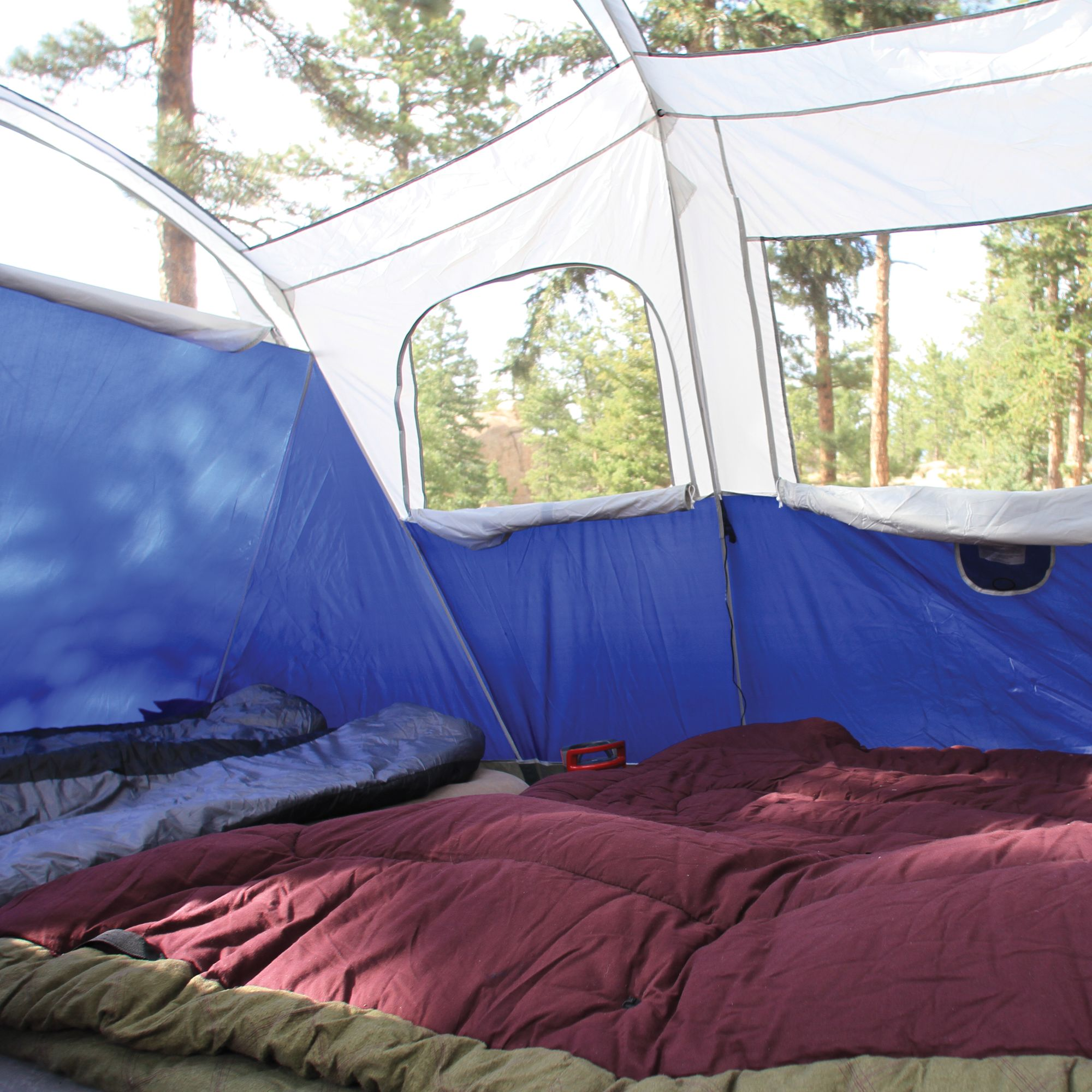 978cb8005b5 Elite WeatherMaster® 6-Person Lighted Tent with Screen Room image 5 ...