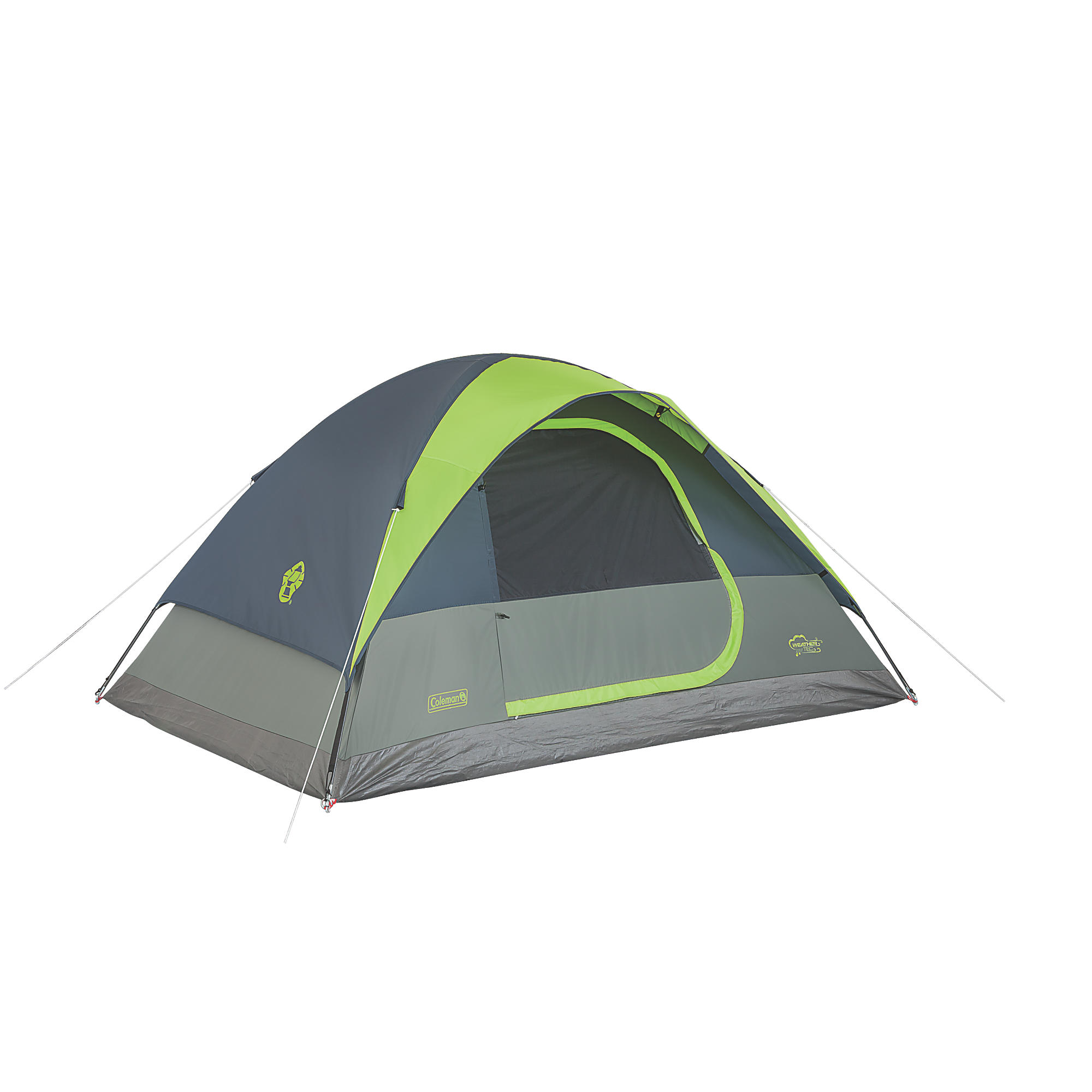 Highline II™ 4P Dome Tent  sc 1 st  Coleman & Tents u0026 Shelters