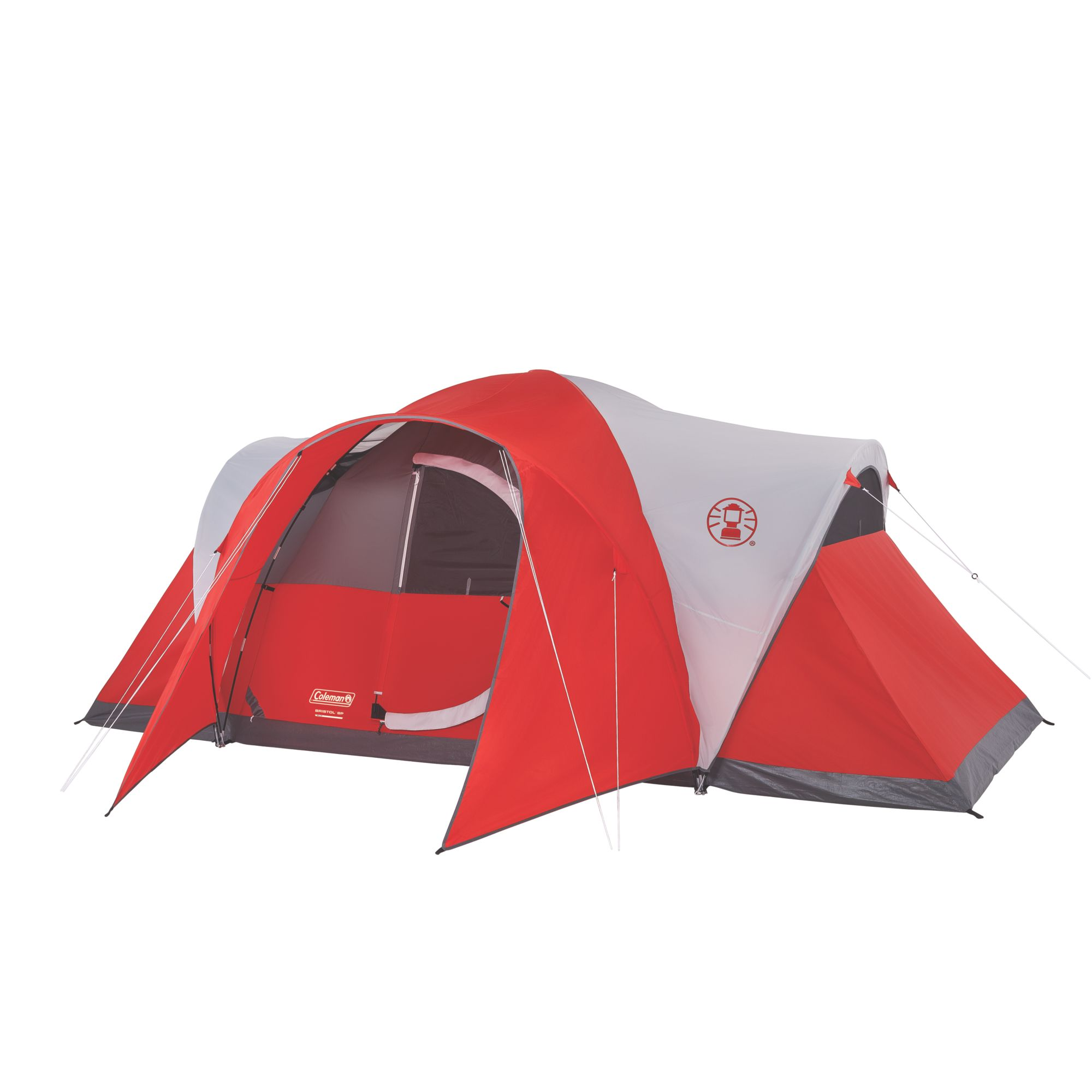 8 person tent dome tent coleman bristol 8 person modified dome tent w hinged door sciox Image collections