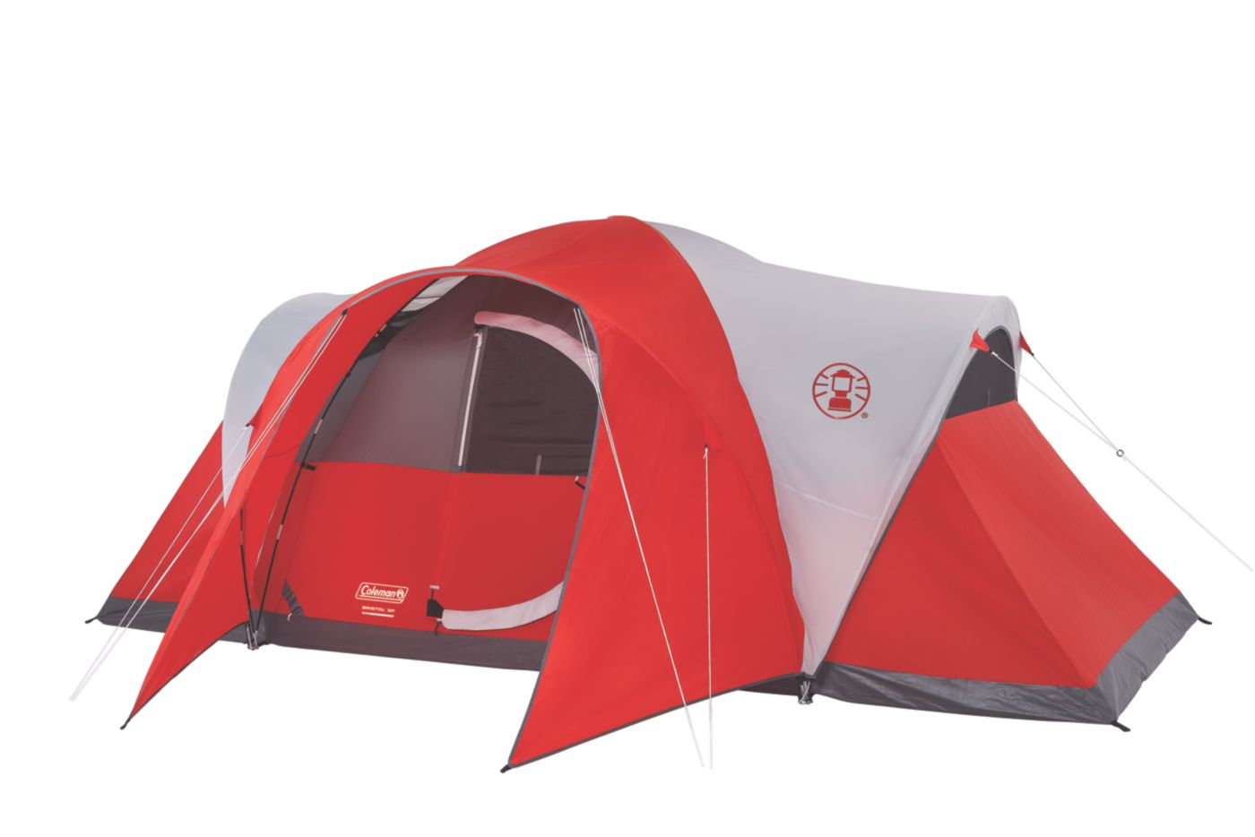 Bristol™ 8 Person Modified Dome Tent w/ Hinged Door  sc 1 st  Coleman : tents with hinged doors - memphite.com