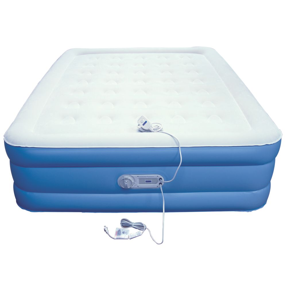 Perfect Pressure Air Mattress Queen Aerobed