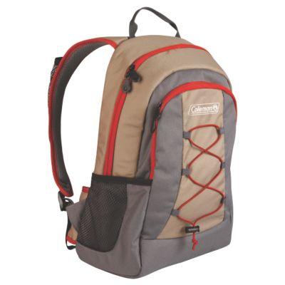28-Can Soft Cooler Backpack, Khaki