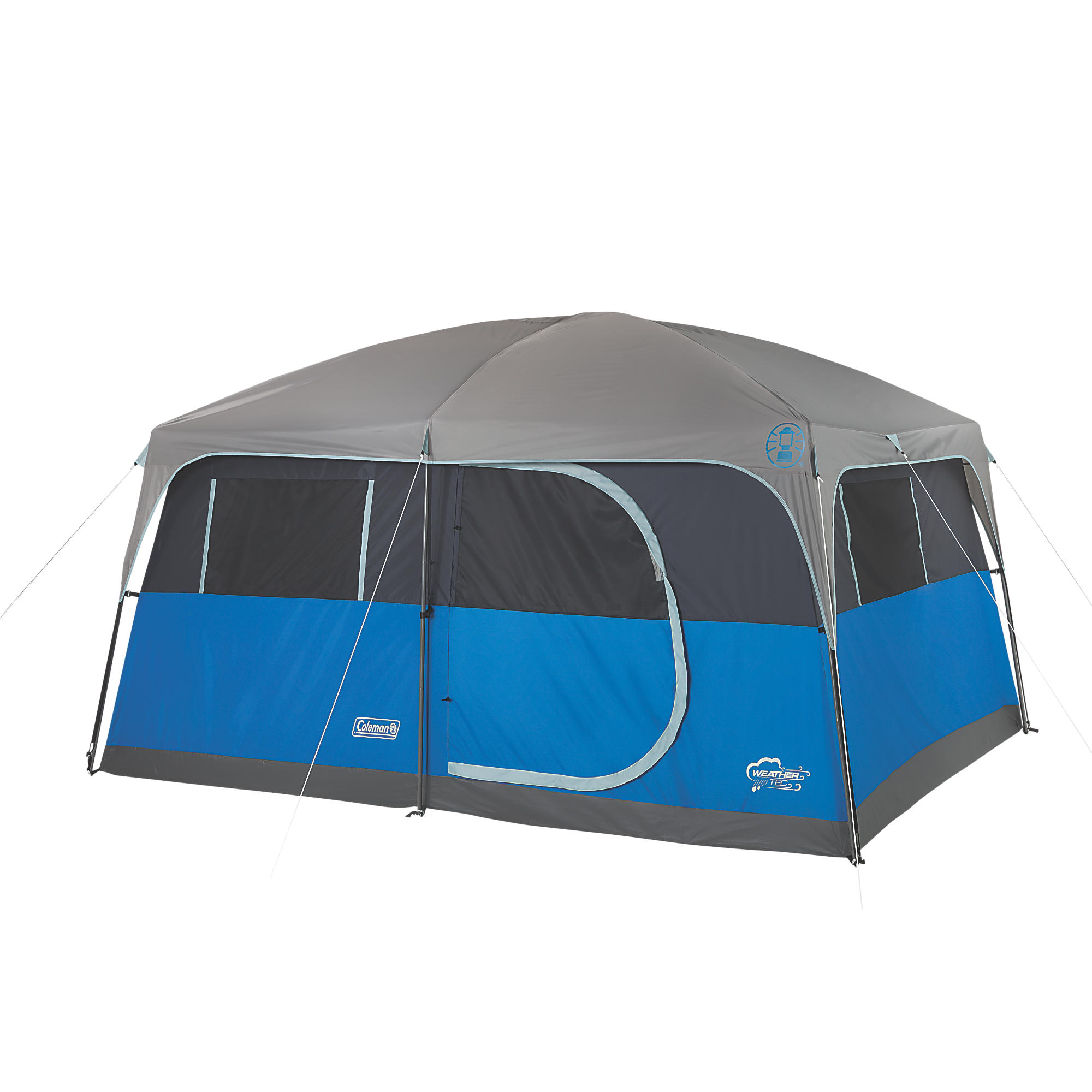 Ozark Trail 16 X 3 Bedroom Instant Tent You  sc 1 st  Best Tent 2017 & Coleman Three Room Cabin Tent - Best Tent 2017