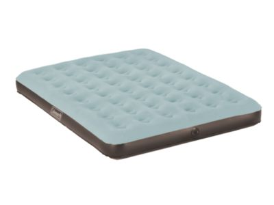 QuickBed® Queen Single High Airbed with 4D Pump Combo