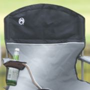 Quad camp chair with cup holder image number 4