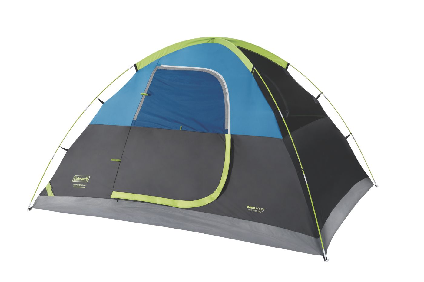 sc 1 st  Coleman & 4-Person Dark Room Sundome Tent - USA