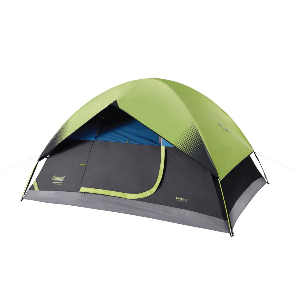 4-Person Dark Room Sundome Tent