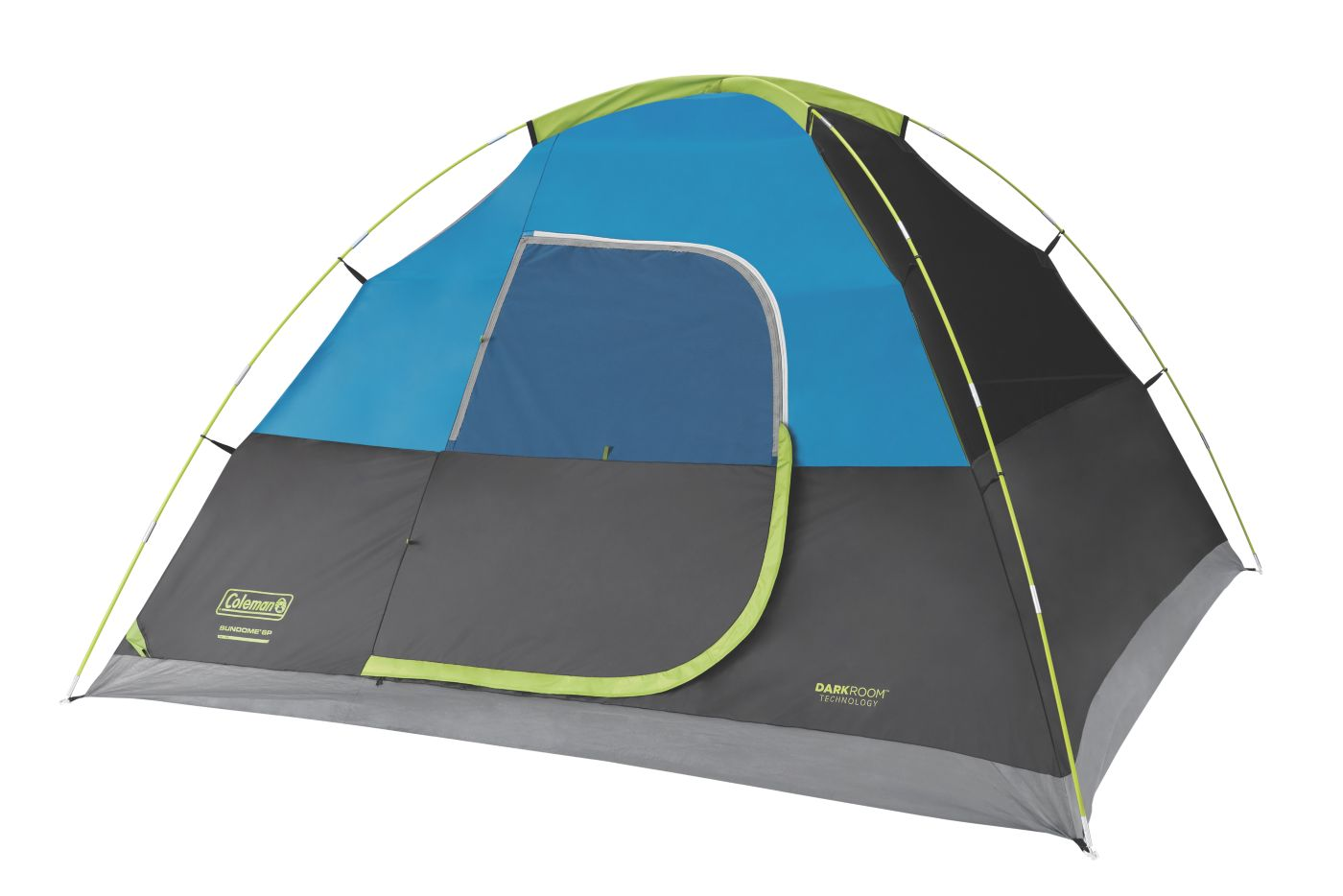 6-Person Dark Room Sundome Tent  sc 1 st  Coleman : coleman 3 season tent - memphite.com