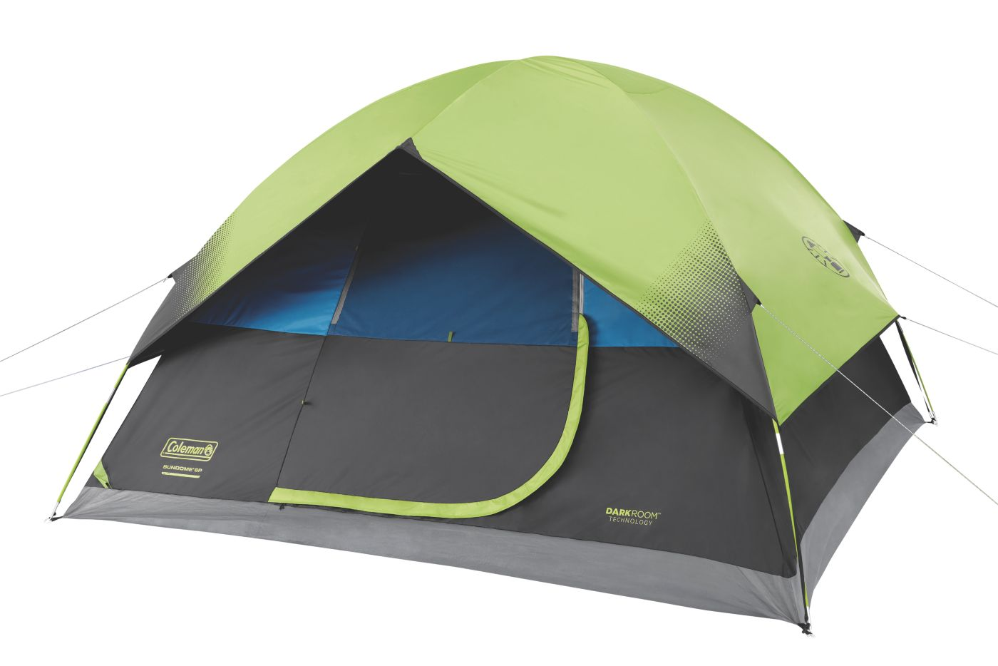 ... 6-Person Dark Room Sundome Tent image 1 ...  sc 1 st  Coleman & 6-Person Dark Room Sundome Tent | Coleman