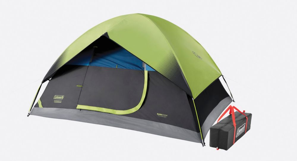 4-Person Sundome Dark Room™ Tent