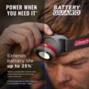 100 Lumens LED Headlamp with BatteryGuard™ image 2