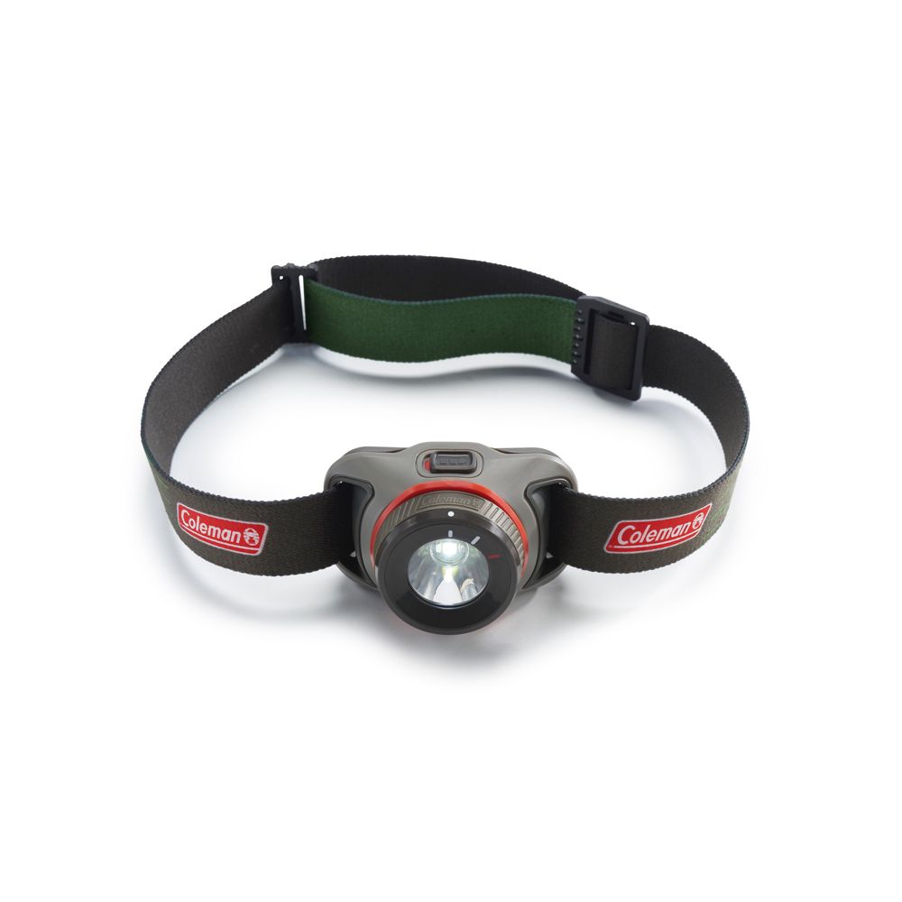 250 Lumens LED Headlamp with BatteryGuard™
