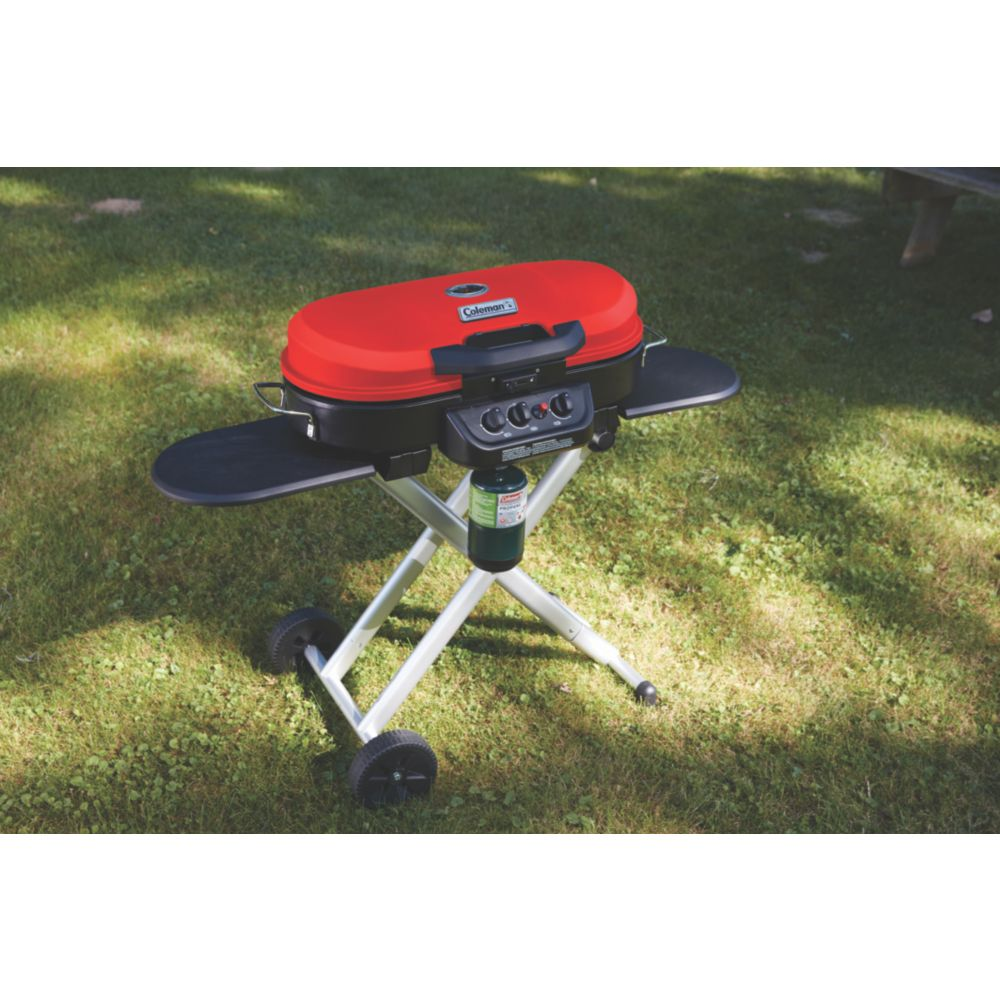 Coleman RoadTrip 285 Portable Stand-Up Propane Grill | Coleman