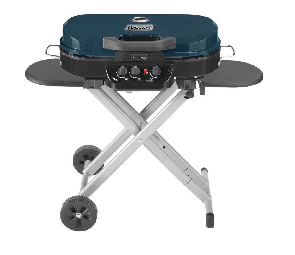 Coleman 20roadtrip 20285 20portable 20stand Up 20propane 20grill