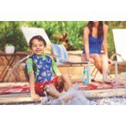 Puddle Jumper® Kids 2-in-1 Life Jacket and Rash Guard, Sailboats image 7