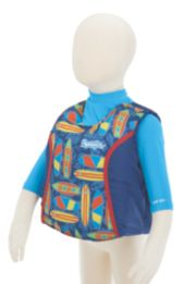 Puddle Jumper® Kids 2-in-1 Life Jacket and Rash Guard, Surfboards image 3