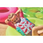 Puddle Jumper® Kids 2-in-1 Life Jacket and Rash Guard, Fruits image 7