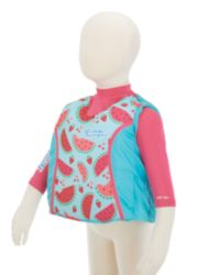 Puddle Jumper® Kids 2-in-1 Life Jacket and Rash Guard, Fruits