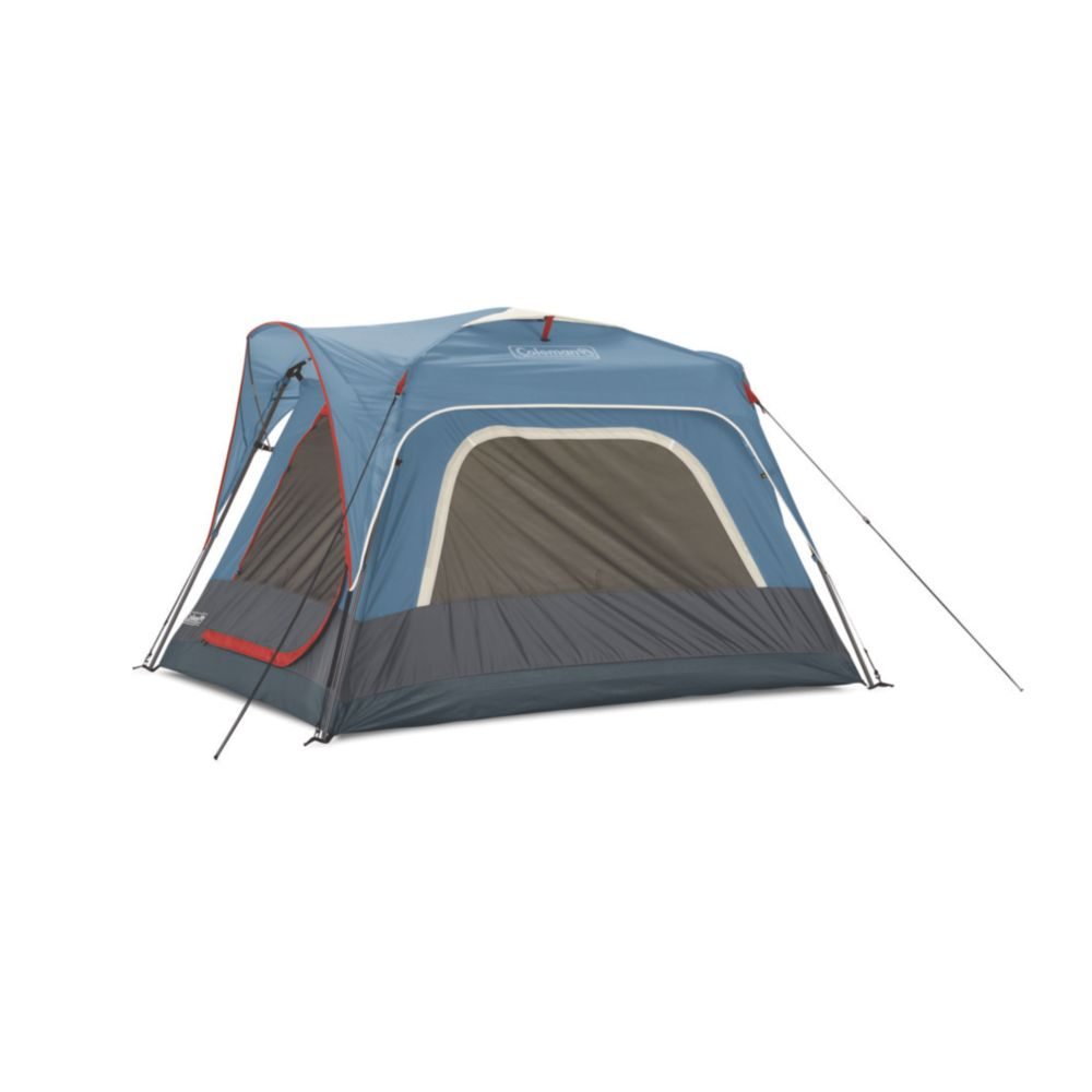 Coleman 3-Person Connecting Modular Tent System with Fast Pitch Setup, Blue