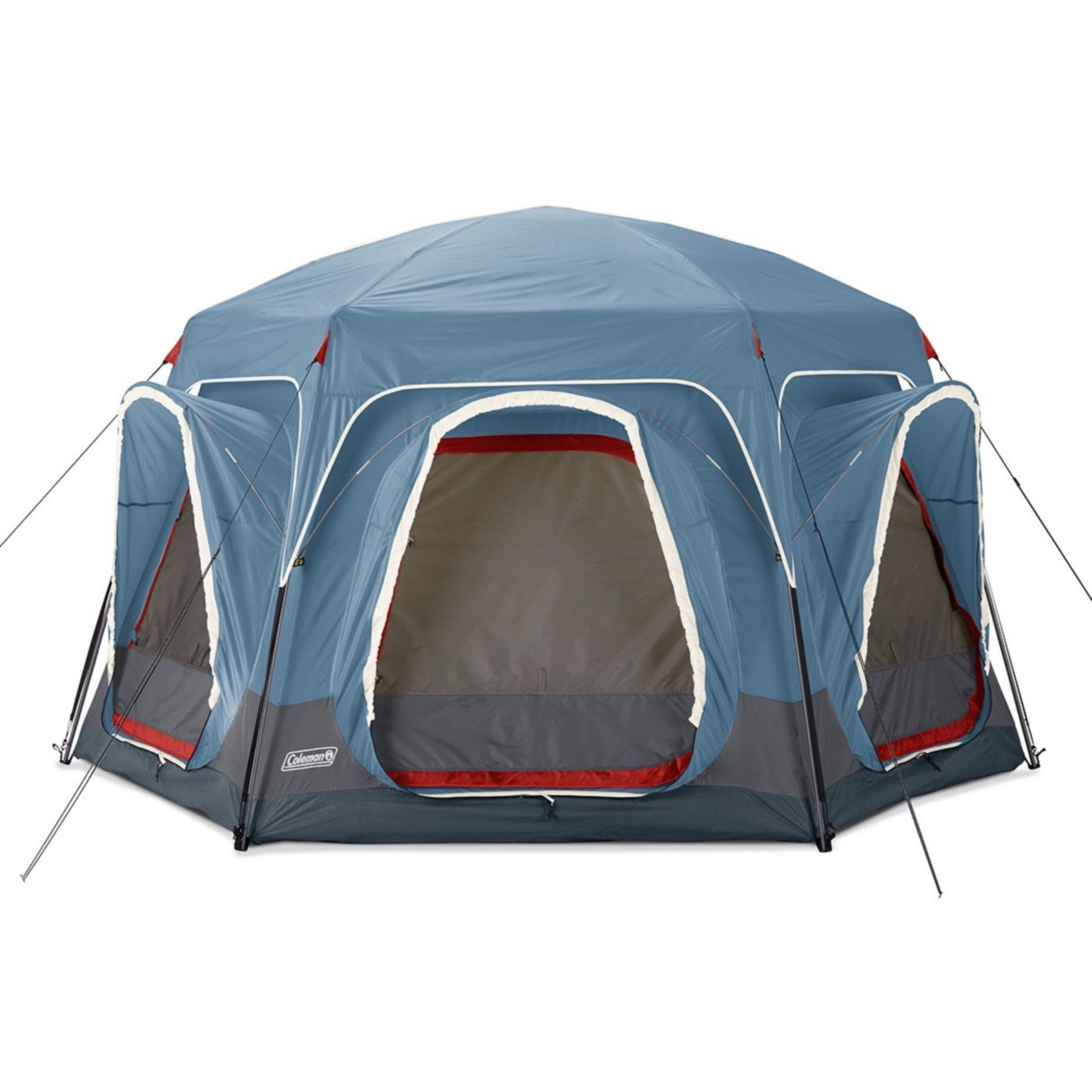 6-Person Connectable Tent with Fast Pitch Setup Blue  sc 1 st  Coleman & Coleman Tents u0026 Shelters | Coleman