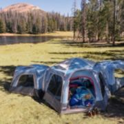 6-Person Connectable Tent with Fast Pitch Setup, Blue image 8