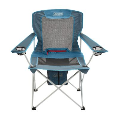 All Season Folding Camp Chair With Removable Insulated Cover Dusk