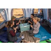 Coleman 3-Person Connecting Modular Tent System with Fast Pitch Setup, Blue image 5