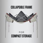Expandable Shade Shelter, 9 x 9 Feet image 8