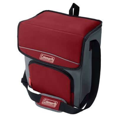 34-Can Collapsible Soft-Sided Cooler Bag with 30-Hour Ice Retention