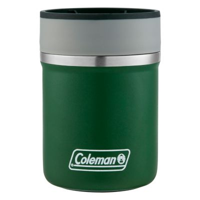 Lounger Insulated Stainless Steel Coozie, Heritage Green