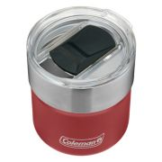 Sundowner Insulated Stainless Steel Rocks Glass with Slidable Lid, 13oz, Slate image 4