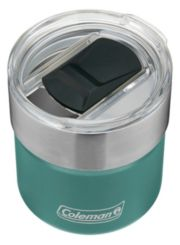 Sundowner Insulated Stainless Steel Rocks Glass with Slidable Lid