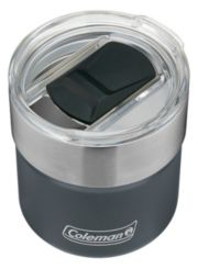 Sundowner Insulated Stainless Steel Rocks Glass with Slidable Lid image 4