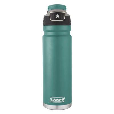 Freeflow Stainless Steel Autoseal Insulated Water Bottle 24oz, Seafoam