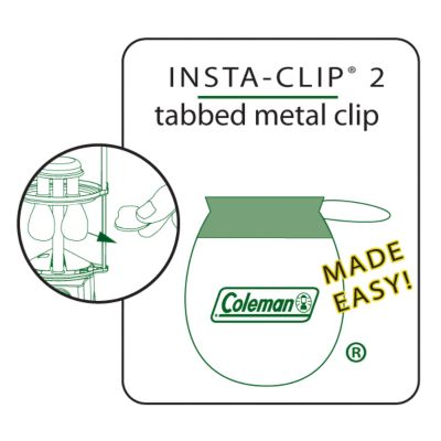 # 21 Insta-Clip® 2 Standard Mantle