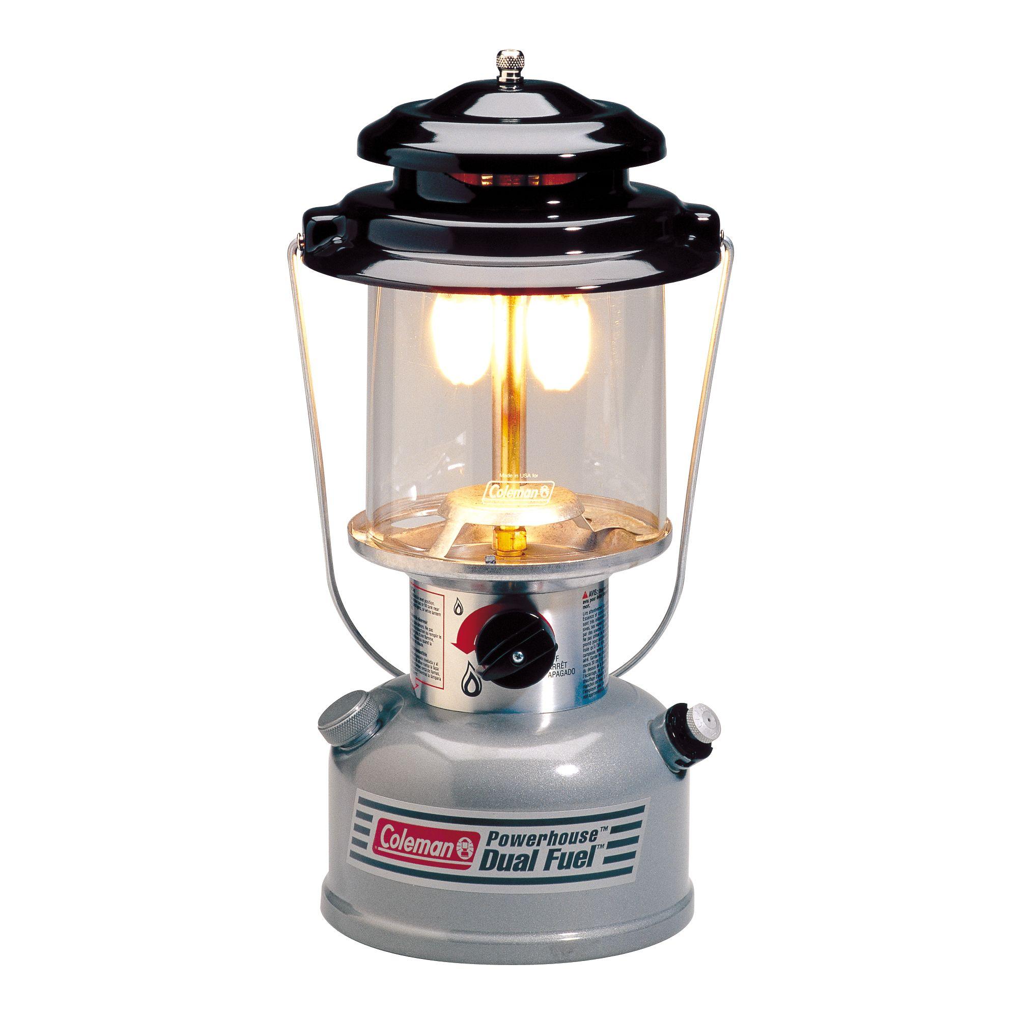 Premium powerhouse dual fuel lantern coleman premium powerhouse dual fuel lantern mozeypictures Images