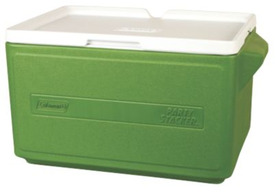 48 Can Party Stacker™ Cooler - Green