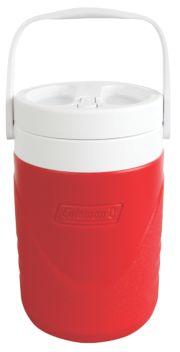 1 Gallon Beverage Jug - Red