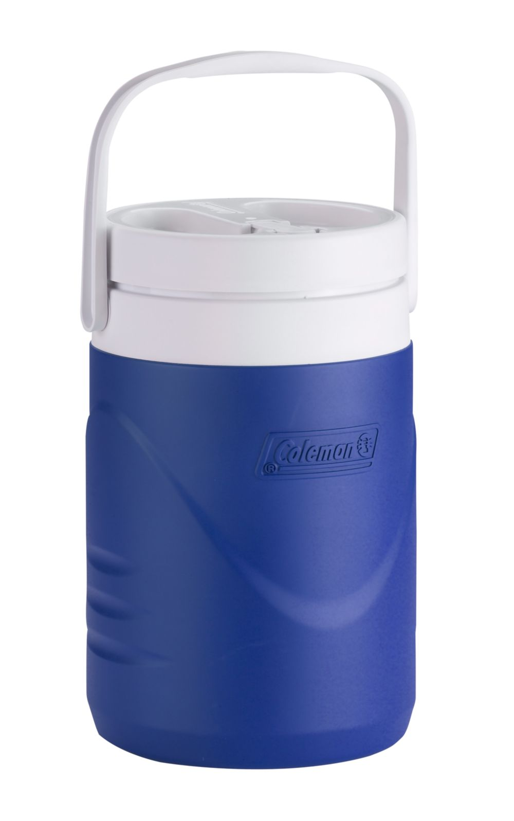 1 Gallon Beverage Jug - Blue