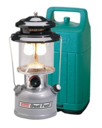 Premium Dual Fuel™ Lantern with Hard Carrying Case