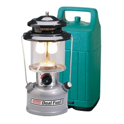 Premium Dual Fuel™ Lantern with Hard Carry Case