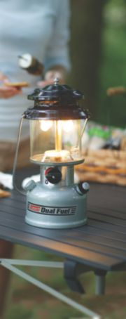 Premium Dual Fuel™ Lantern with Case