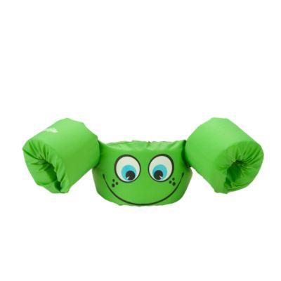 Puddle Jumper® Life Jacket - Green Smile