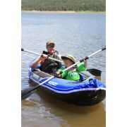 Puddle Jumper® Life Jacket - Green Smile image 2