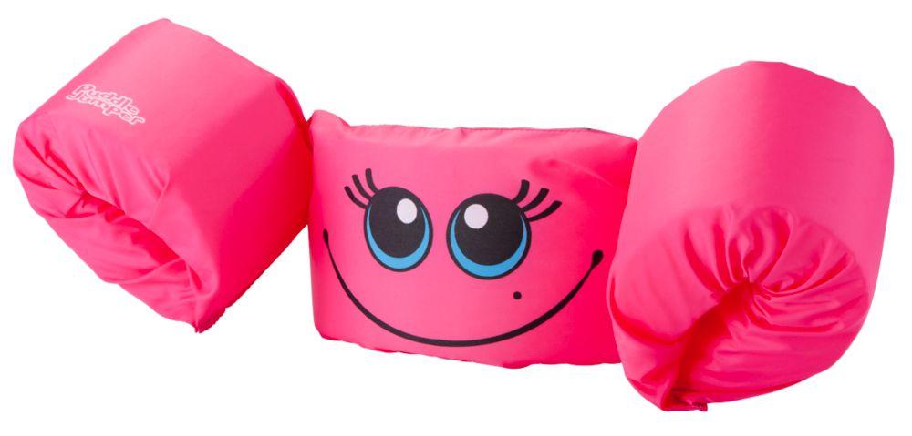 Puddle Jumper® Life Jacket - Pink Smile